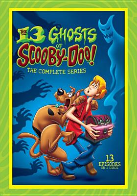 13 GHOSTS OF SCOOBY DOO BY SCOOBY-DOO (DVD)